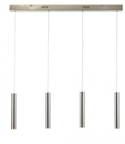 QUATUOR - Suspension 4 Pendants H 120 Cm Chromé Ma wishlist Fly