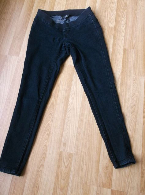 8c5313780dbd9 (Advertisement)eBay- MOTHERCARE MATERNITY JEANS BLACK SIZE 10