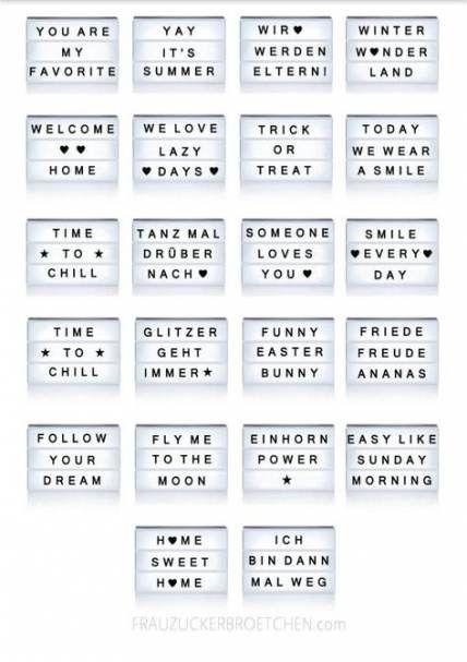 53 Trendy Led Lighting Ideas Letters Light Box Quotes Cinema Light Box Quotes Message Light Box