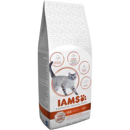 Iams Cat 4 4lb Adult Premium Protection Cat Food Dry Cat Food Iams