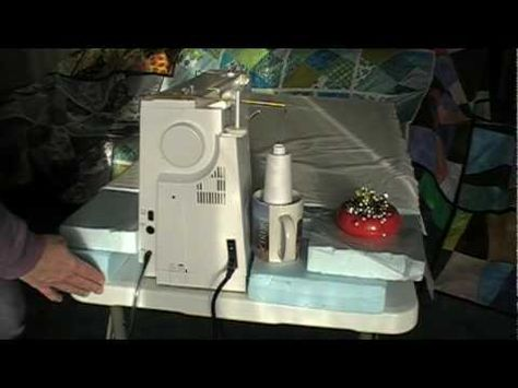 How to Build A Cheap Sewing & Quilting Table #1