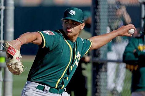 Jesus Luzardo, Oakland A's