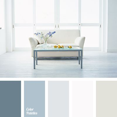 These calm pastel colours are suitable for repair in Scandinavian ...