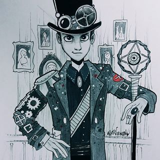 Brendon Urie At Ballad Of Monalisa For This Inktober 9 Inspirated On The Art Of Coryloftis Brendon Urie No Vid Panic At The Disco Brendon Urie Emo Music