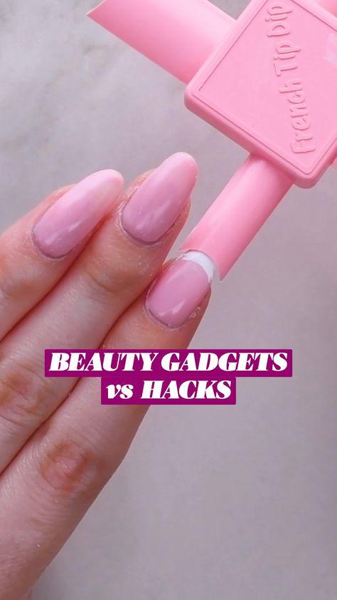 BEAUTY HACKS VS GADGETS? CHOOSE YOURS!