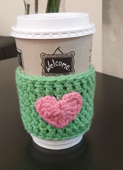 Cup Cozy Coffee Cup Sleeve Reusable Coffee Cup Sleeve Tea Cup