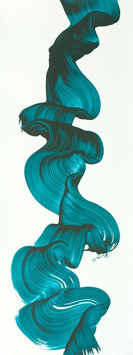 James Nares, 'Damian ,' Galerie Maximillian You are in the right place about abstract rugs Her Contemporary Paintings, Abstract Art Painting, Art Painting, Abstract Artists, Abstract Painting, Painting, Abstract Art, James Nares, Abstract