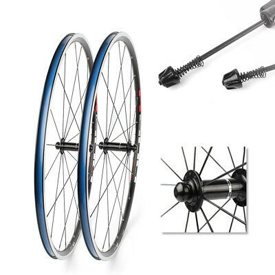 Details About Road Bike Wheels Wheelset Wh R501 Stainless Steel