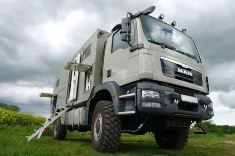 MAN TGM 13.290 4x4 other than Caravan in Taucha
