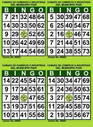 Cartones De Bingo Para Imprimir Pdf 2000 Cartones 500 H Cartones De Bingo Bingo Para Imprimir Cartas De Bingo