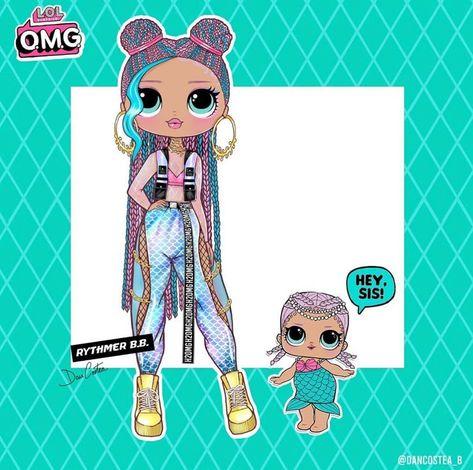 Lol Surprise V Instagram Wow Fashion And Beautiful Mermaid From Dancostea B Modnaya Rusalochka Lolsurprisepre Lol Dolls Cute Dolls Doll Drawing