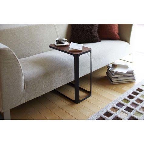 Der Kompakte Beistelltisch Im Wohnzimmer Platzsparende Designs ...