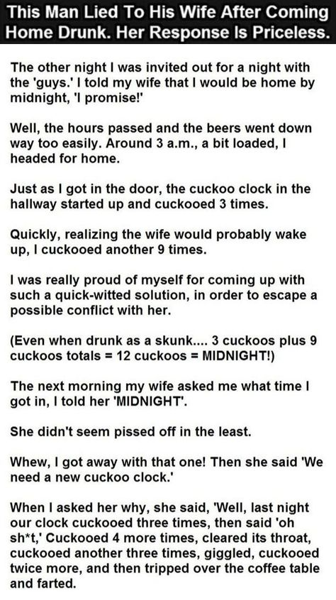 My Drunk Wife Stories