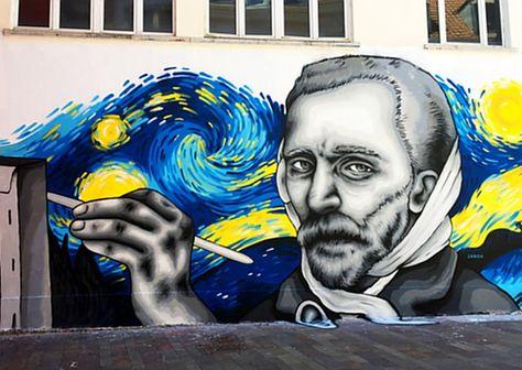Zabou Street Art Street Art Graffiti Art