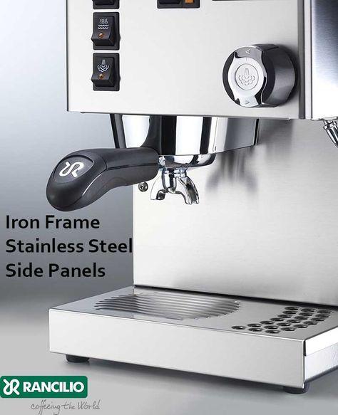 Rancilio Silvia Espresso Machine Expert Review Espresso