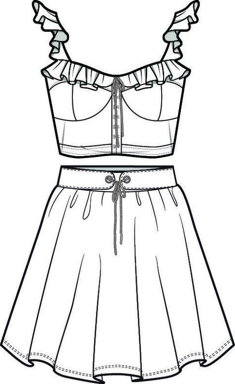 #modedesign zeichnen