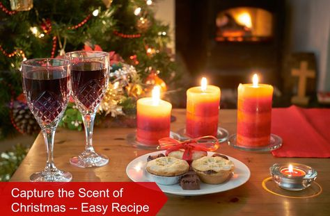 gifts Easy Christmas / Holiday Scent...