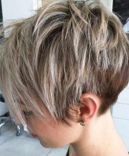 25 Cutest Pixie Haircut to Try Right Now