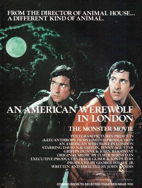 An American Werewolf In London (1981)  - Dir. John Landis