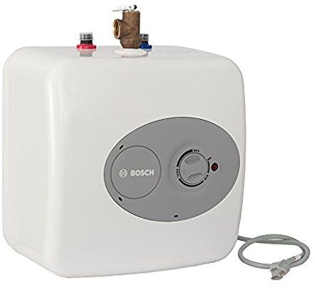 Bosch Tronic 3000 T 4 Gallon Electric Mini Tank Water Heater Amazon Com Water Heater Tankless Water Heater Hot Water Heater