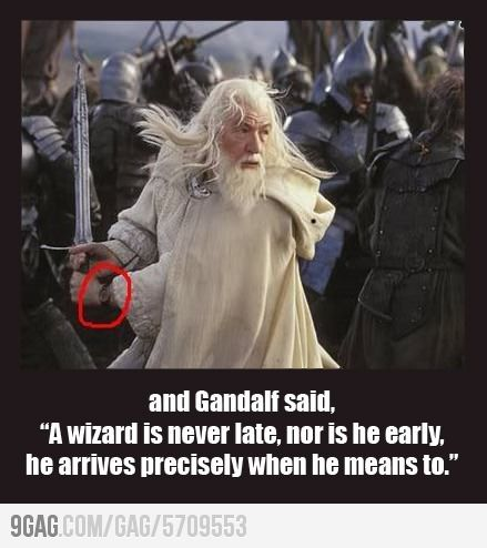 """AP PhotoIan McKellen performs as Gandalf in """"The Lord of the Rings: The Return of the King"""". McKellen hopes to work Gandalf magic in 'The Hobbit' Ian McKellen, who played Gandalf the Wizard in the """"Lord of the Rings"""". Ian Mckellen, Into The West, Into The Fire, Legolas, Thranduil, Martin Freeman, Funny Memes, Hilarious, Funny Gifs"""