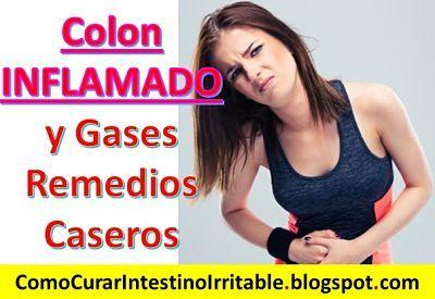 Como aliviar el colon inflamado naturalmente
