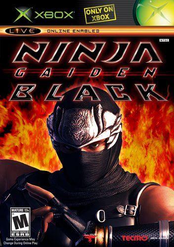 Amazon Com Ninja Gaiden Black Video Games Ninja Gaiden Black