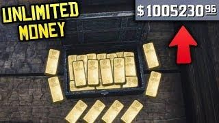 Red Dead Redemption 2 - UNLIMITED MONEY GLITCH! Make