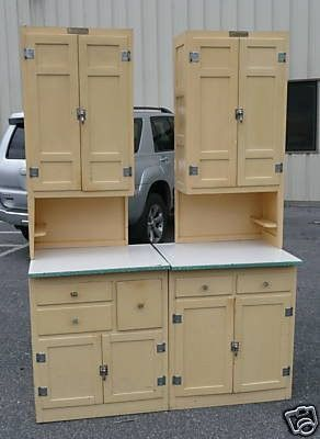 Rare Mcdougall Hoosier Style Kitchen Cabinet Domestic Science No Reserve Up For Auction Is Kitchen Cabinet Styles Kitchen Styling Cheap Kitchen Cabinets