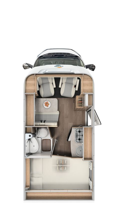 van home layout 609815605781788802 - Capron GmbH Neustadt – Motorhomes from Saxony – CARADO – Semi-integrated – Source by Van Conversion Interior, Sprinter Van Conversion, Camper Van Conversion Diy, Van Life, Diy Bed, Kombi Motorhome, Airstream Caravans, Kombi Home, Bmw Autos