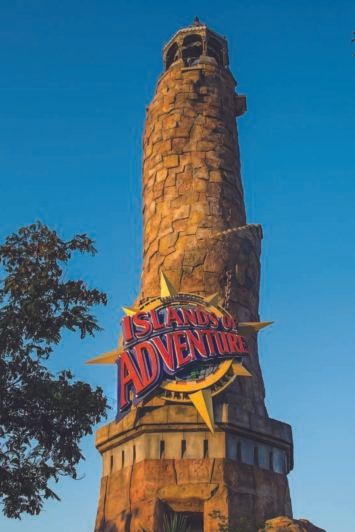 11 Things You Might Not Know About Islands Of Adventure Islands Of Adventure Universal Orlando Resort Universal Orlando