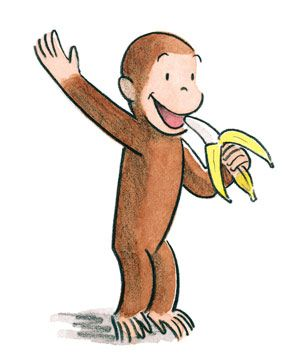 curious george - Google Search