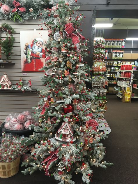 Candy Tree In Logan Utah Christmas Decorations Holiday Decor