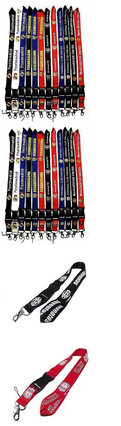 Premier League Football Club Lanyard Liverpool Chelsea Arsenal Manchester United