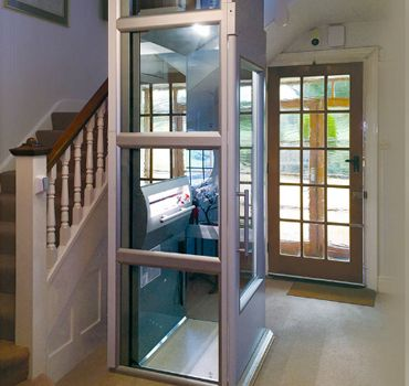 Interstate Elevator Corp Home Elevators House Elevation Accessible House Home Interior Design