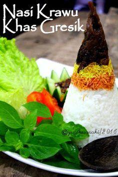 Nasi Krawu Khas Gresik Nasi Resep Masakan Masakan