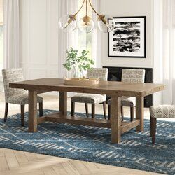 Etolin Extendable Dining Table Kitchen In 2019 Dining Dining Table Table