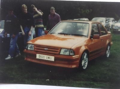 20 best SERIES ONE TURBO's images on Pinterest | Ford escort, Ford rs and  Cars
