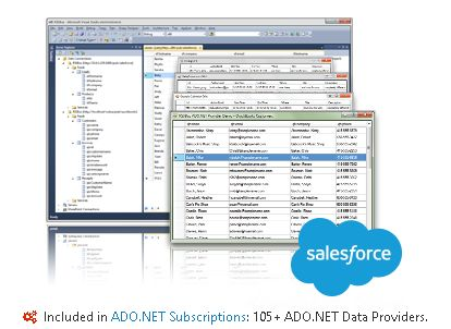 Salesforce ADO NET Provider 17 0 6642 Retail | Dotnet Developer