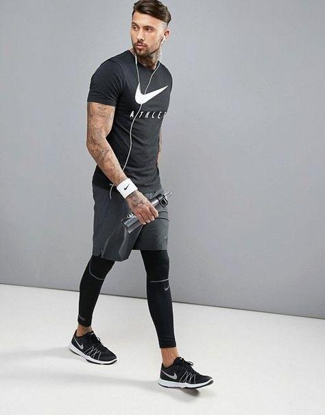 48 Ideas Sport Gym Outfit Men For 2019 Gym Outfit Men Mens Workout Clothes Mens Athletic Fashion