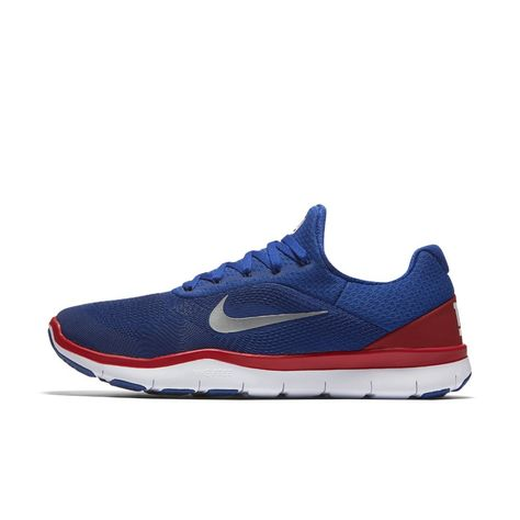 cheap for discount d63e1 1db42 Nike Free Trainer V7 (NFL Giants) Training Shoe Size 10.5 (Blue)