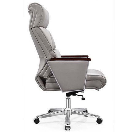 Presidential High Back Pu Office Chair Manager Rotary Seatin China