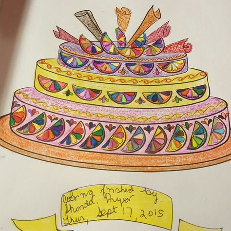 List Of Pinterest Coloring Book Finished Colorama Pictures