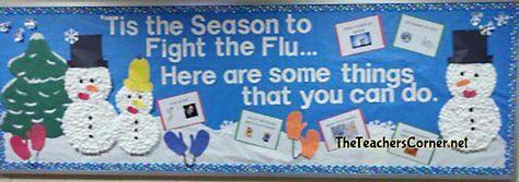 Bulletin Boards - Winter Bulletin Board Ideas