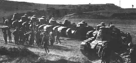 El desembarco de Alhucemas : Ingenio militar español - ForoCoches