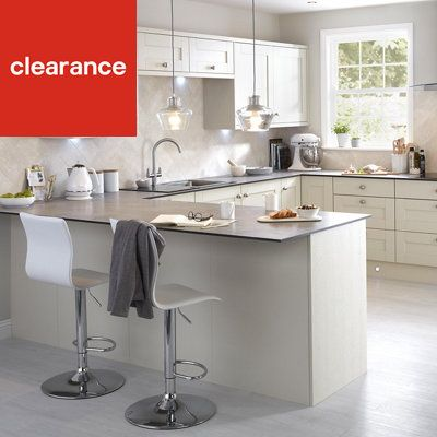 Kitchen Clearance Diy At B Q, B Q Kitchen Cabinets Clearance