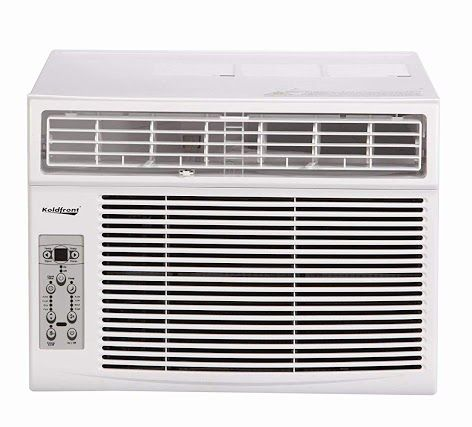 Koldfront Wac10003wco 10000 Btu 115v Window Air Conditioner With Dehumidifier And Remote Control Koldfrontwac10003wco Koldfrontwac10003wco10000btu Windowairc