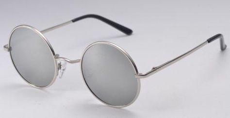 1bb15f62b0 New Brand Designer Classic Polarized Round Sunglasses Men Small Vintage  Retro John Lennon Glasses Women Driving