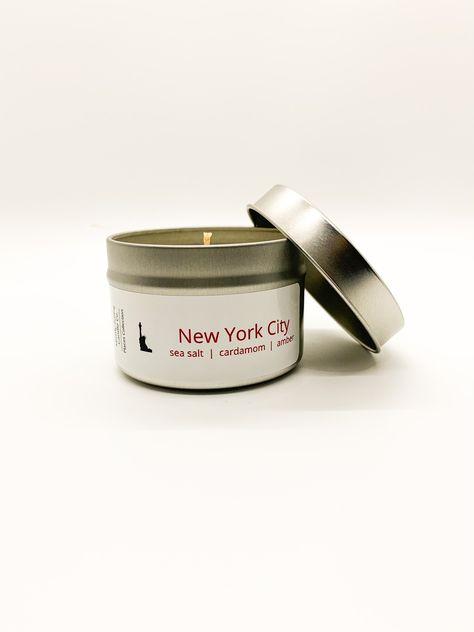 New York City - 3.5 fl oz travel tin