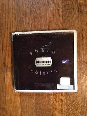 Sharp Objects by Gillian Flynn Unabridged Audiobook CD https://t.co/46qktw9n8O https://t.co/lI1aRmPxNN